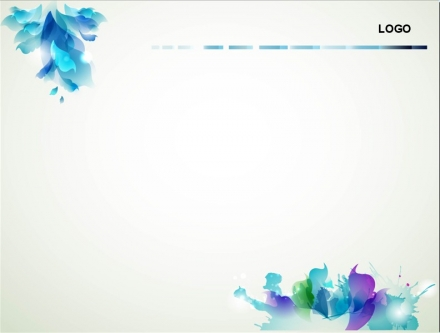 简洁的幻灯片背景图图片分享_我的梦中国梦分享